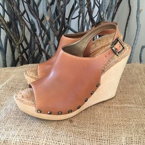 Sam Edelman Camilla Wedge Sandals